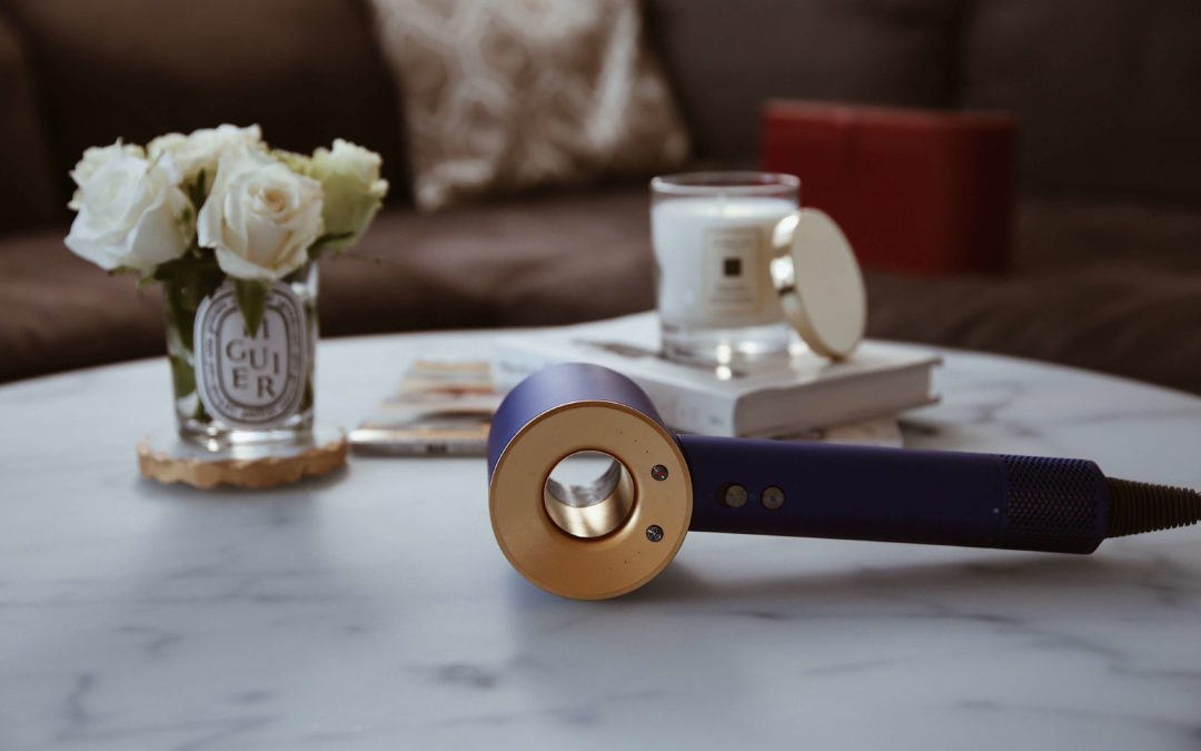 Presstrip: English Countryside with DYSON