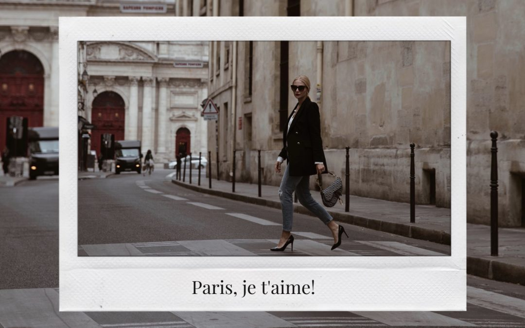 TRAVELDIARY: Paris